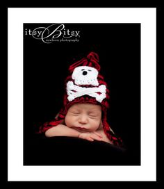 Baby Photography prop  Baby Crochet hat by sugarandspicecrochet, $18.00