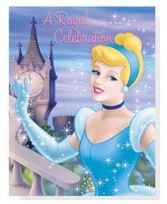 Cinderella Stardust Cone Hats 8ct