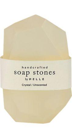 Pelle Crystal/Unscented Rock Soap - Medium -  - Barneys.com