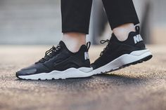 nike air huarache ultra damen schwarz