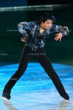 Yuzuru Hanyu,  JUNE 1, 2013 - Figure Skating :  Art on Ice 2013 in JAPAN  at 1st Yoyogi Gymnasium, Tokyo, Japan.  (Photo by YUTAKA/AFLO SPORT) [1040]