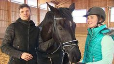 CNN Equestrian: Thomas und Lisa Müller über ihre Karriere als erfolgreiche Dressurreiterin