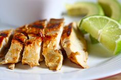 Spicy Tequila Lime Marinated Chicken