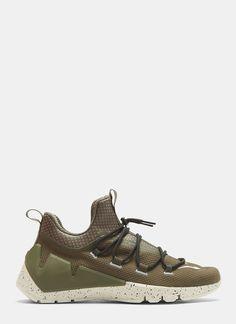 Nike Air Zoom Grade Sneakers in Khaki Sock Shoes, Men's Shoes, Nike Shoes, Shoes Sneakers, Shoes Sport, Vetements Shoes, Air Zoom, Sneaker Boots, Shoe Shop