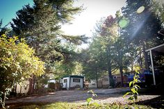 The Land That Frontenac Forgot - A mobile-home park's not what you expect to find here.