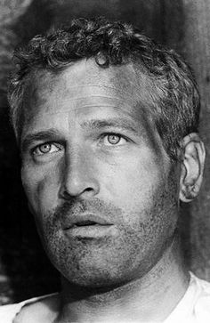 Paul Newman - Cool Hand Luke. A seemingly beautiful man, inside and out.  2nd fav movie.