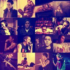 Imagen de canserbero, rap, and love Gorillaz, Dbz, Deadpool, Hip Hop, Tumblr, Canning, Wallpaper, Tattoos, Frases