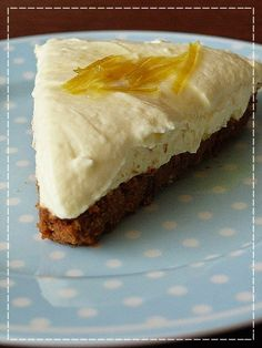 Citronový dort s Mascarpone (Mascarpone al limone)