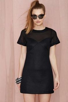 Slam Dunk Mesh Dress I want it! #meshdress #women #covetme #nastygal