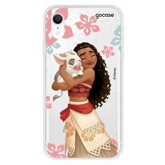 Capinha para celular Disney - Moana e Pua - Gocase
