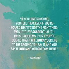 Quotes greys anatomy truths mark sloan 33 ideas for 2019 Mark Sloan, Greys Anatomy Frases, Grey Anatomy Quotes, Grays Anatomy, Tv Quotes, Life Quotes, Wisdom Quotes, Movie Quotes, Betrayal Quotes