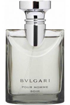 Bvlgari - Pour Homme Soir (green / woody / citrus / ozonic / amber / fresh spicy)