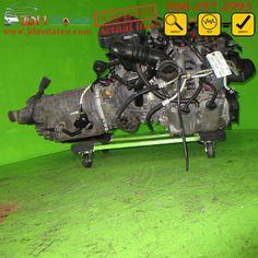 JDM SUBARU LEGACY EJ20DE 2.0L ENGINE & TRANSMISSION FORESTER SOHC MOTOR EJ20DE