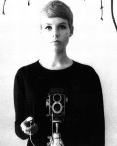 Astrid Kirchherr... ugh she is perfect in every way.