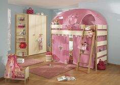 Childrens Bedroom, Playful Childrens Beds, Kids Bedroom Designs