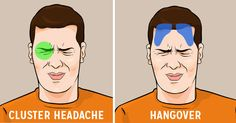 Those of us who suffer from frequent headaches know just how debilitating they can be. While you're in the middle of one of these situations, however, it can be hard to differentiate between exactly what kind of pain is happening and how to deal with it. Still, there are very distinct kinds of headaches each …