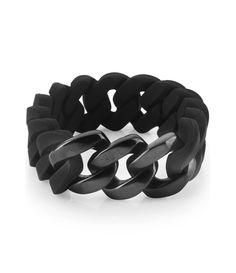 Bracelet Winter Noir/Noir - THE RUBZ