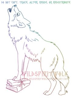 This is 's completed sketch commission of a howling wolf standing on a small stack of books. Howling Wolf And Books Sketch Commission Animal Sketches, Animal Drawings, Drawing Sketches, Pencil Drawings, Wolf Drawings, Sketching, Wolf Colors, String Art Patterns, Wolf Howling