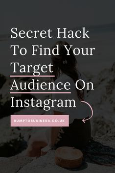 Are you struggling to find your audience on Instagram, to grow your following and get the engagement and sales you need?   This secret hack will help you to not only find your target audience on Instagram and where they are hanging out, but it will also show you how to bring them back to your page!  #instagram #instagramhack #socialmedia Social Media Digital Marketing, Social Media Content, Business Pages, Business Tips, Breastfeeding Support, Instagram Marketing Tips, Instagram Blog, Target Audience, Blogging For Beginners