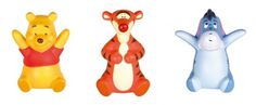 Winnie the Pooh TOMY and Friends 3 Figure Pack Asin: B005UK3Z6G Ean: 5011666718760