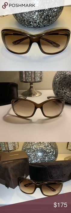97d7a1fd6d1 Tom Ford Jennifer Sunglasses Authentic Tom Ford Jennifer Sunglasses.  Original case with tags