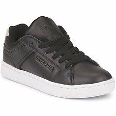 Sneakers basse Quiksilver LITTLE AREA 3 Nero / Bianco Spartoo.it