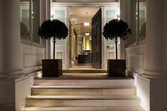 Entrance Lighting Design by John Cullen Lighting
