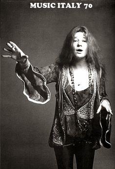 1970 : IL BLUES DI JANIS JOPLIN Da ROLLING STONE Del 1970 IMMAGINI DI JANIS JOPLIN http://musicit...