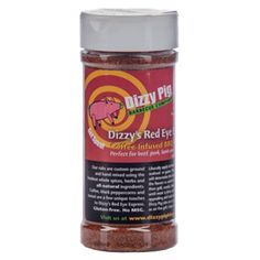 Dizzy Pig BBQ Red Eye Express Rub