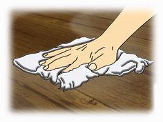 Receita caseira para tirar ferrugem de piso, pia e roupa | INGREDIENTES  3 colheres de sopa de vinagre claro  3 colheres de sopa limão espremido  1 colher de sopa de detergente neutro incolor  MODO DE PREPARO  Num recipiente, misture o vinagre claro, o limão espremido e o detergente neutro incolor.  Coloque a mistura sobre a mancha e esfregue com uma escova ou vassoura, no caso do piso.
