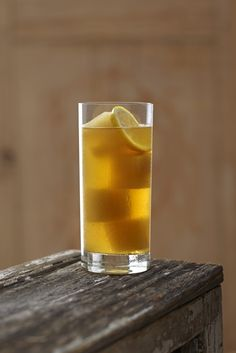 Ginger Honey Cocktail | Beekman1802.com
