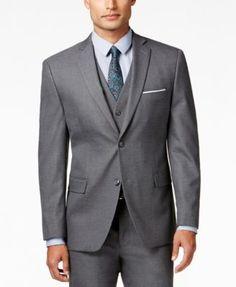 Alfani Men's Stretch Performance Slim-Fit Jacket, Created for Macy's | macys.com