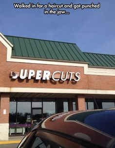 Unexpected Haircut  // funny pictures - funny photos - funny images - funny pics - funny quotes - #lol #humor #funnypictures