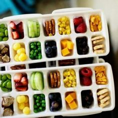 Toddler Snack Trays