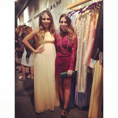 """""""Keep your eyes on two of Brazils top fashionistas @lalanoleto"""