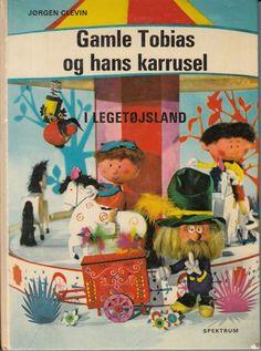 Gamle Tobias Og Hans Karrusel I Legetøjsland.