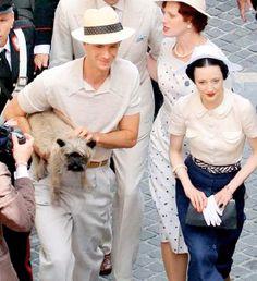 From the film W.E - Wallis Simpson and King Edward VIII