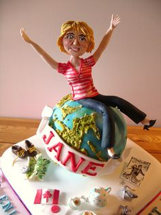 happy retirement cake by nice icing, via Flickr