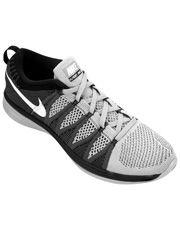 Tênis Nike Flyknit Lunar 2 - Cinza+Chumbo