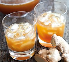 Ginger Mule - Annabel Langbein – Recipes (Use iced tea instead of rum for a non-alcoholic version) Japanese Steak Sauce Recipe, Steak Sauce Recipes, Ginger Mule, Wild Ginger, Punch Recipes, Easy Recipes, Mule Recipe, Cooking Competition, Recipe Filing