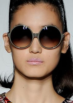 b63585f0e93d Eyewear for spring and summer 2013 is full of bold and dramatic geometric  shapes. Most