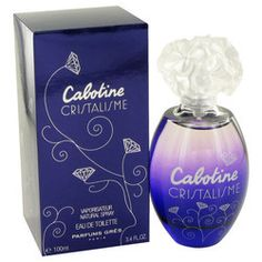 Cabotine Cristalisme by Parfums Gres Eau De Toilette Spray 3.4 oz (Women)