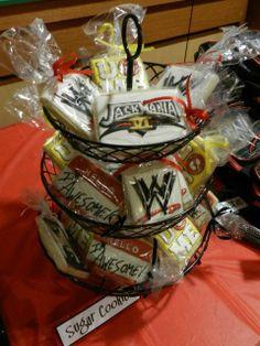 "Photo 17 of 17: Wrestling / Birthday ""JackMania"" | Catch My Party"
