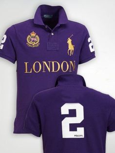 16400a1d90427 Picture of Mens Ralph Lauren Custom-Fit Big Pony City Polo London