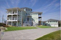 Villa vacation rental in Surf City