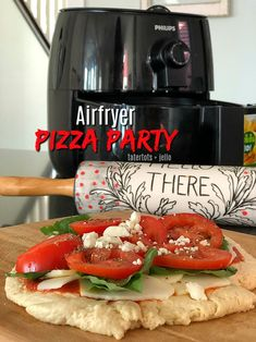 Airfry Pizza Party -