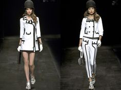 Moschino 2013 Spring Summer Runway Collection