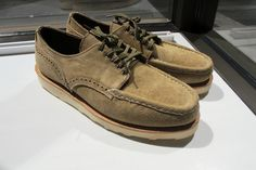 Russell Moccasin Oxford