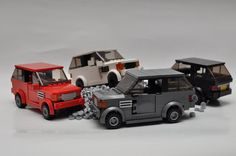 Custom City SUV Sport Model built with Real by ABSDistributors