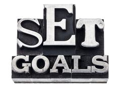 Set realistic, tangible and quantifiable goals before you do anything on the web!